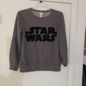 💚Star Wars sweatshirt from Disney Store💚